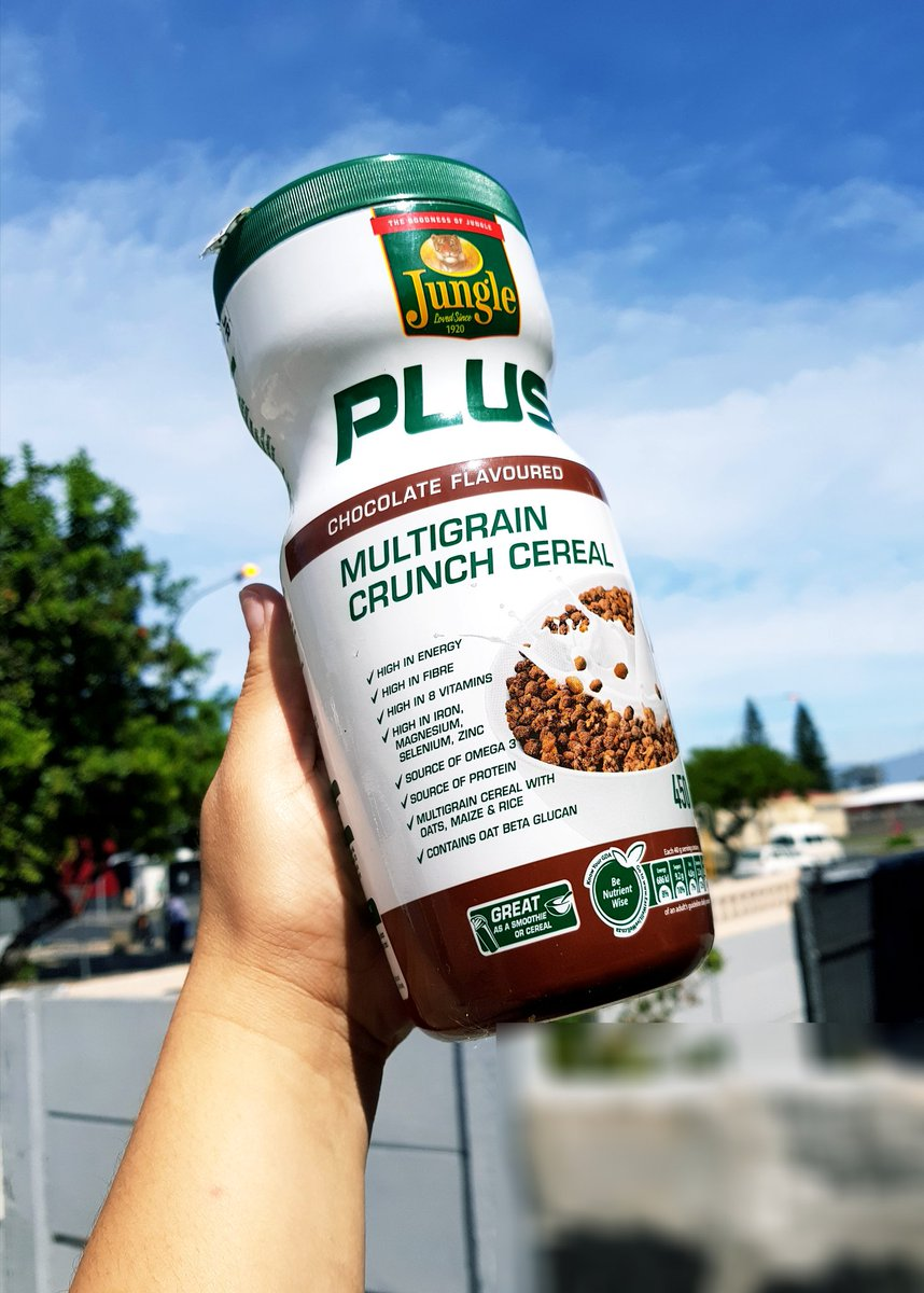 Jungle Plus Crunch Cereal (All variants) 450g 4